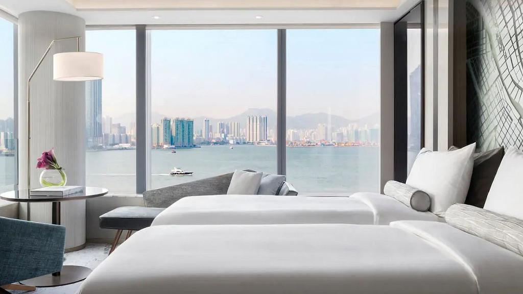 【酒店優惠2021】香港維港凱悅尚萃酒店激減22折!住宿包兩餐自助餐+免費升級海景房人均$485起