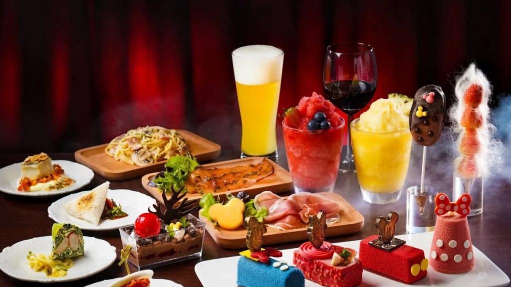 【迪士尼優惠】香港迪士尼樂園門票+美食節代幣優惠 試勻多款Wine & Dine限定卡通甜品/分子料理