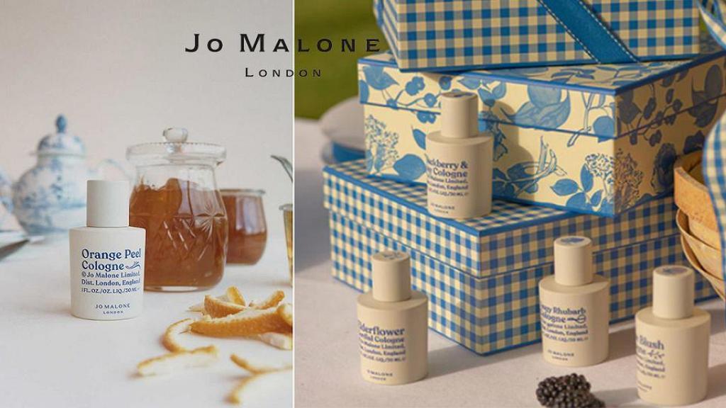 【網購優惠】JO MALONE全新限量英倫果醬系列8折! 直送香港享退稅價