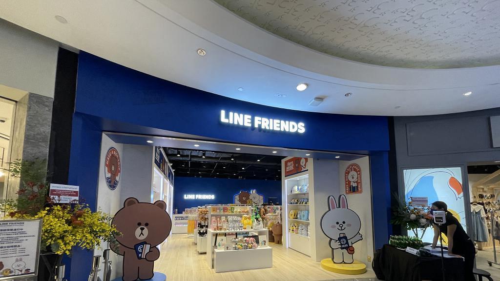 【觀塘/銅鑼灣好去處】LINE FRIENDS期間限定店進駐觀塘+銅鑼灣 BROWN/BT21精品+開幕優惠