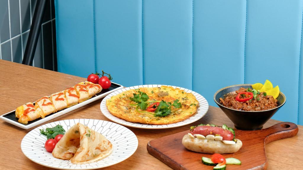 【九龍城美食】九龍城台式放題$168起 任食蛋餅/滷肉飯/芋圓+芫荽美食