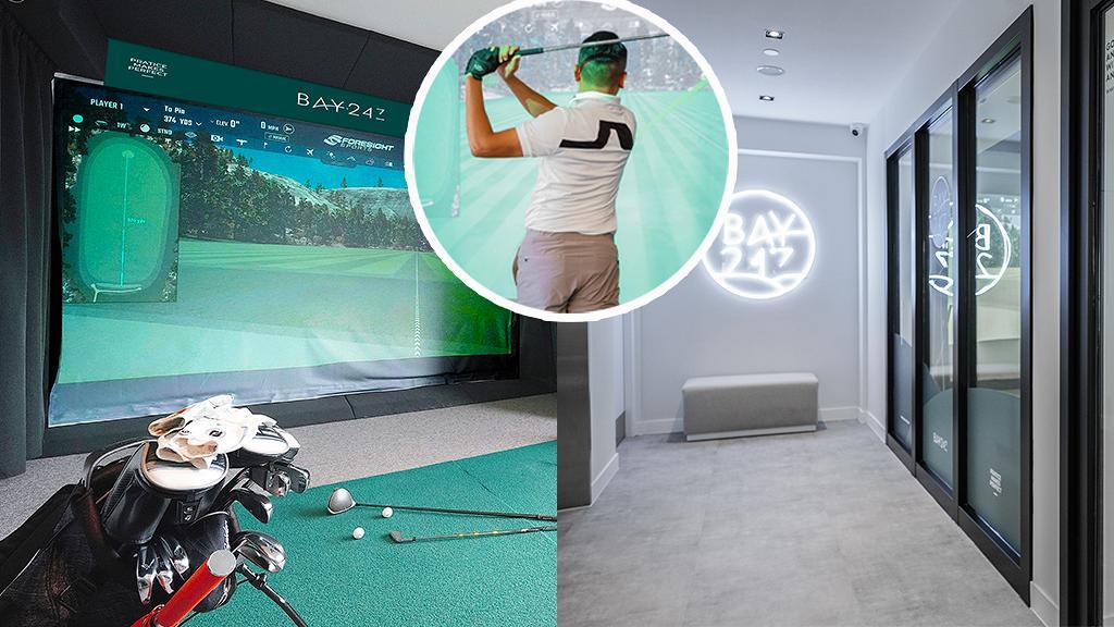【室內好去處】銅鑼灣全新24小時室內高爾夫球館!全自動式獨立房/模擬練習場/課堂體驗
