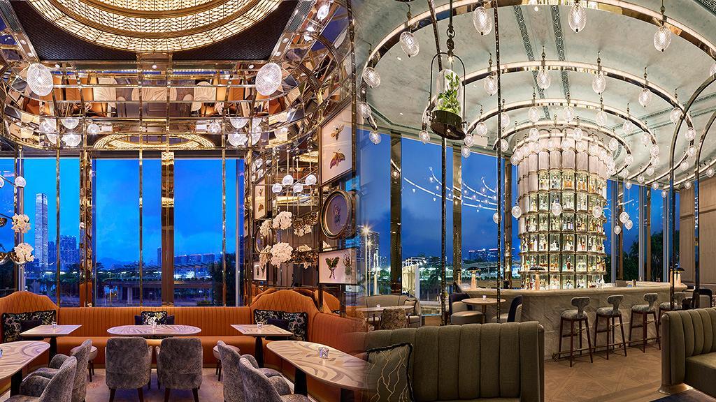 【中環好去處】四季酒店翻新後2大餐廳開幕!溫室風ARGO酒吧/咖啡廳Gallery首與東京咖啡合作