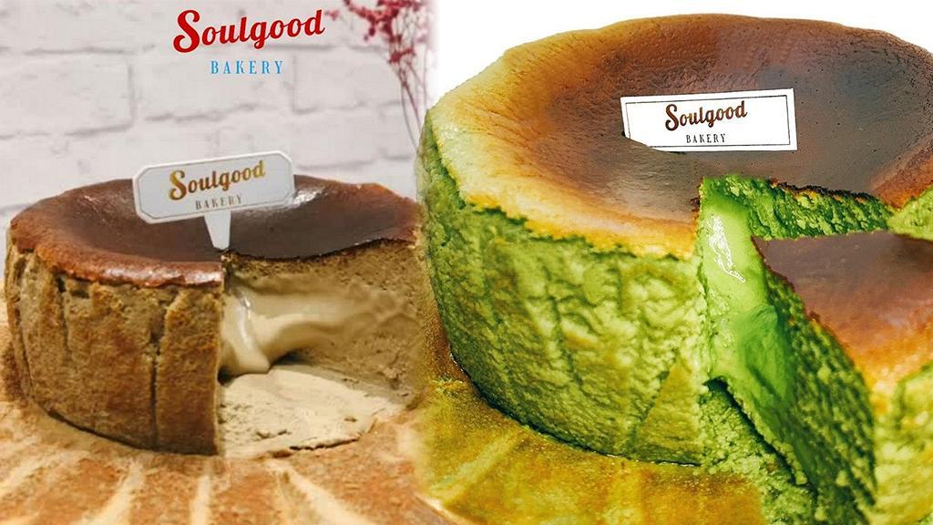 【尖沙咀好去處】巴斯克蛋糕網店Soulgood Bakery限定店登陸K11 Musea!鐵觀音茶/金箔伯爵茶