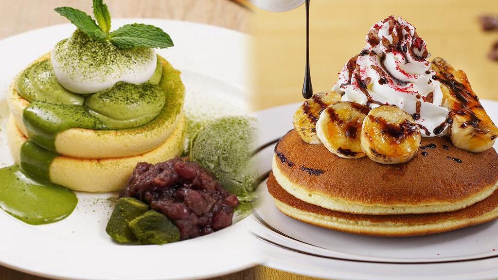 【觀塘美食】日本人氣梳乎厘班戟店Pan de Pain進駐觀塘apm!多款Pancakes/炙燒焦糖法式多士