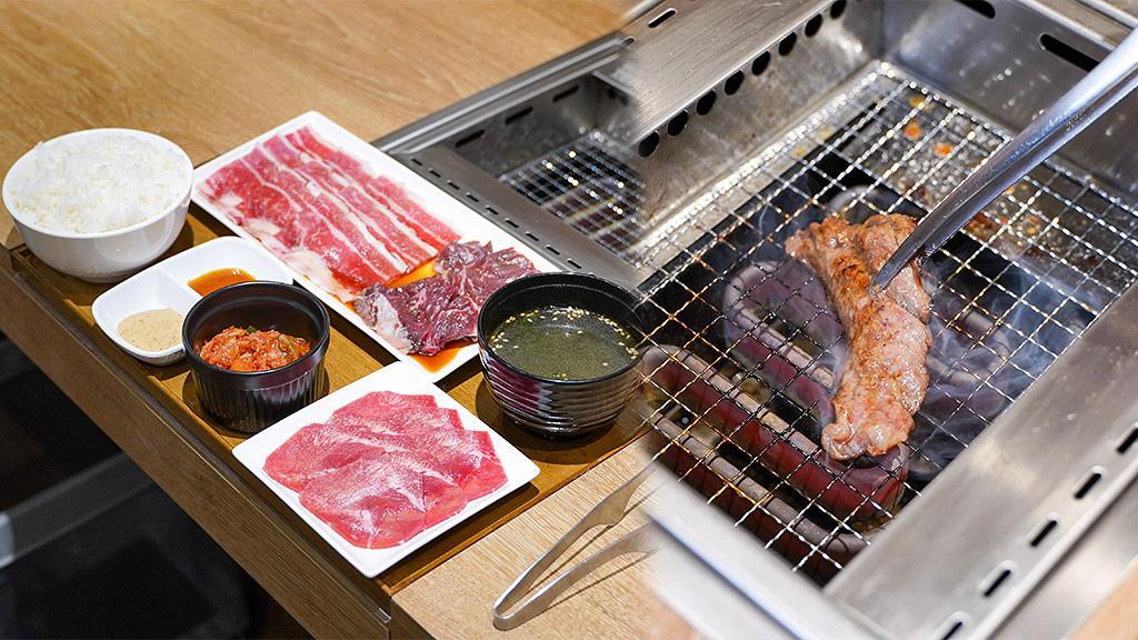 【葵芳美食】日本一人燒肉專門店「燒肉Like」進駐葵芳 $48食到燒肉餐!期間限定植物肉燒肉