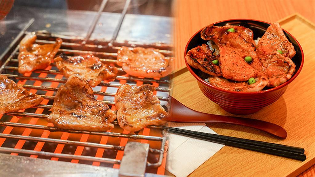 【九龍灣美食】日本豚丼專門店「豚丼のぶたはげBUTAHAGE」登陸香港!帶廣名物豚肉丼/天婦羅丼