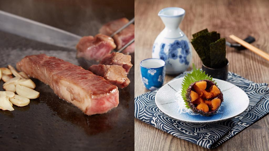 【沙田美食】鐵板燒午市放題即叫即燒$198起 壽司/刺身/串燒/火鍋 2小時任食四人同行一人免費