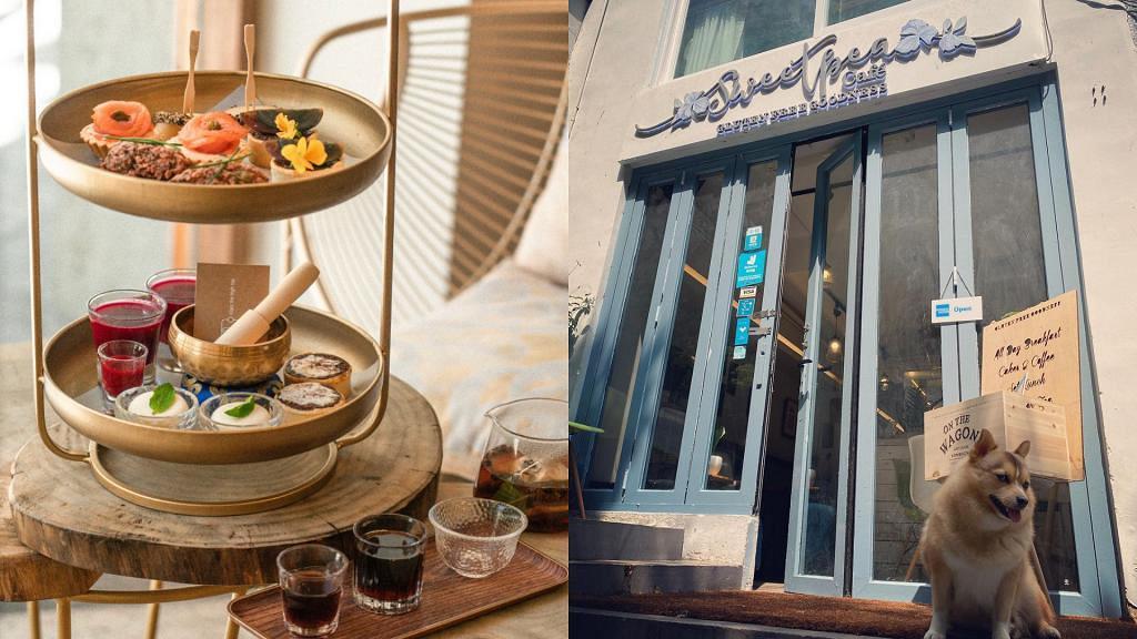 【港島好去處】5大港島區無麩質/純素/生酮蛋糕甜品Cafe Sweetpea Cafe/Infiniti C/The Cakery
