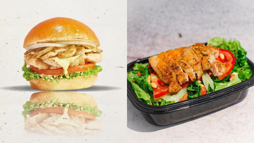 【餐廳優惠】人氣漢堡小店醬堡推出午市優惠 芝士雞堡或雞扒沙律買一送一再全單9折