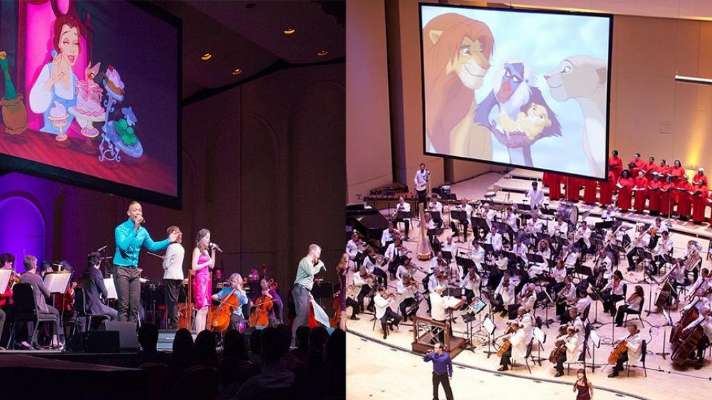 迪士尼音樂劇The Disney In Concert x 香港交響樂團2022年回歸!門票預售安排/票價/日期一覽