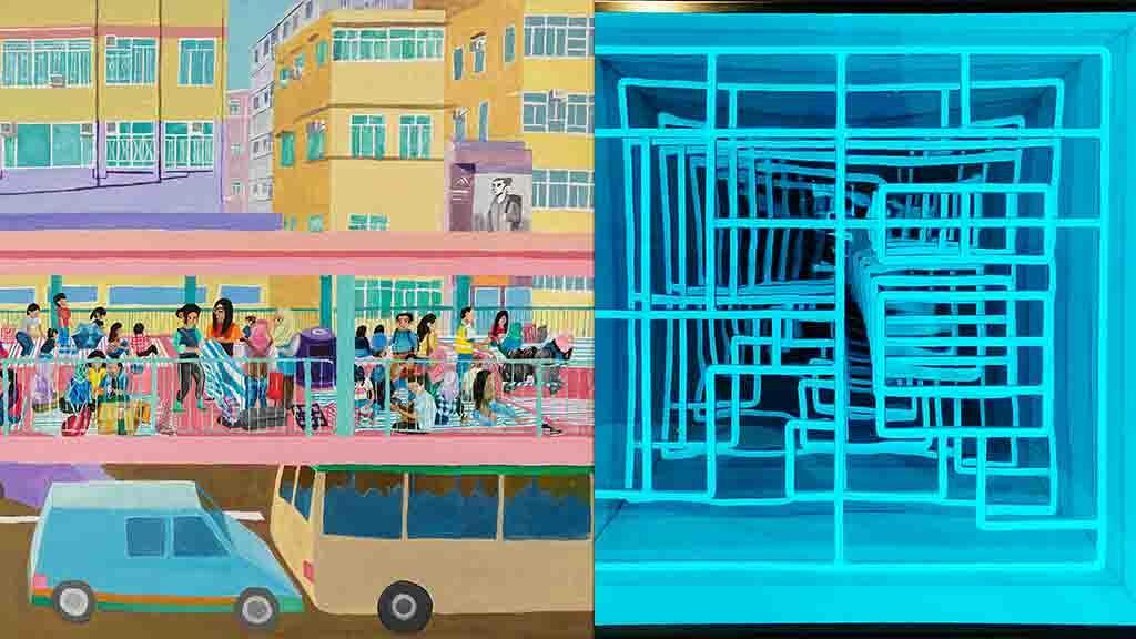 【銅鑼灣好去處】銅鑼灣新藝潮博覽會一連3日開鑼!酒店4層40間房設3大展區/藝術超市/免費入場