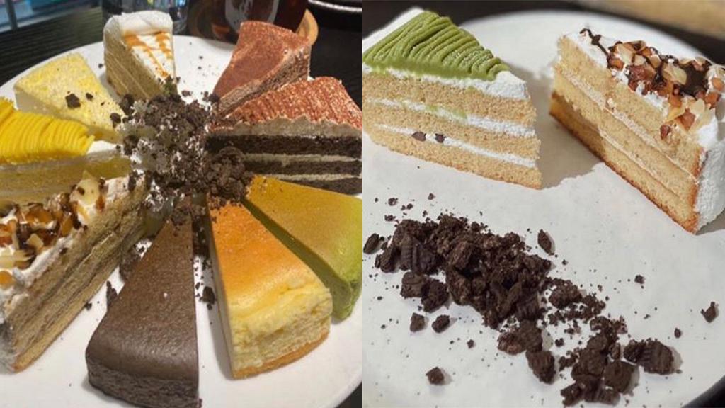 【銅鑼灣美食】銅鑼灣樓上Café新推$1蛋糕放題!任食10款人氣口味日本直送蛋糕