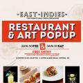 East Indies 東南亞美食藝術Pop-up Store