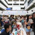 JCCAC九月份手作市集  免費欣賞《姆明:漫遊藍灣》