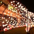 超浪漫!MOKO新世紀廣場舉行甜蜜綵燈會