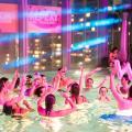 【西九龍好去處】西九龍酒店泳池PARTY 池邊BBQ/DJ打碟/AR影相區
