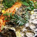 【土瓜灣美食】3.5小時酒店海鮮自助餐 任食鮮果入饌菜式+招牌芒果拿破崙