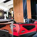 【銅鑼灣好去處】法拉利F1賽車登陸銅鑼灣 免費試玩賽車模擬駕駛器!