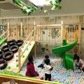 【觀塘好去處】觀塘3000呎遊樂場餐廳 $80入場連餐/波波池/繩網陣