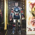 【尖沙咀新店】漫畫英雄畫展6呎高IronMan插畫!Lee新店開幕聯乘新品率先睇