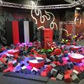 【鰂魚涌好去處】鰂魚涌7000呎室內遊樂場!忍者障礙挑戰/彈床/繩網/攀岩