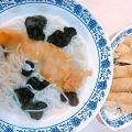 【元朗美食】元朗新開米線小店 $38歎足料花膠雞米線