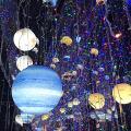 【旺角好去處】旺角變身夢幻銀河星空 霓虹燈月光隧道/鏡面萬花筒