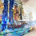 【西營盤/天后好去處】西營盤+天后全新壁畫街 天使之翼/異國小鎮/彩虹樓梯