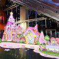 【聖誕節2018】Little Twin Stars樂園登陸MegaBox 粉紫聖誕樹/千朵LED玫瑰花