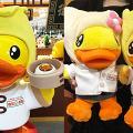 【銅鑼灣好去處】B.Duck茶樓主題限定店登陸時代廣場 點心造型精品/3大影相位