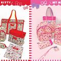 Sanrio印花圖紋系列新品登場!Hello Kitty/My Melody/Little Twin Stars
