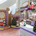 【聖誕節2018】7米長聖誕火車駛入尖沙咀iSQUARE 3大影相位/聖誕歌劇院