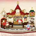 【聖誕節2018】銅鑼灣Melody聖誕遊樂園!聖誕列車/七彩玻璃教堂
