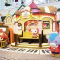 【聖誕節2018】Melody聖誕小鎮登陸銅鑼灣!七彩玻璃教堂/木紋聖誕列車