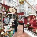 【聖誕節2018】糖廠街白色聖誕市集開鑼 歎小食買精品/大型遊戲/聖誕列車