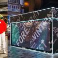 【旺角好去處】THE FOREST波鞋宅狂想館6大打卡位 巨型發光鞋盒/鞋盒聖誕樹