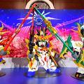 BANDAI SPIRITS 7大三國系列高達登場 關羽/張飛/限量版劉備