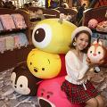 【聖誕禮物2018】迪士尼TsumTsum巨型豆袋梳化 大眼仔/小熊維尼/勞蘇/大鼻鋼牙