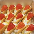 【尖沙咀美食】韓國過江龍甜品店進駐尖沙咀 香港限定奶油捲/士多啤梨牛奶