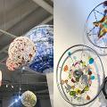 【尖沙咀好去處】尖沙咀K11免費睇玻璃光影藝術展  巨型波子機/10大影相位