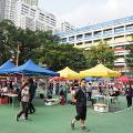 【新年2019】深水埗新年熟食墟市年三十晚開鑼 即炸蠔餅/厚燒玉子/串燒/芋圓