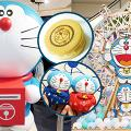 【銅鑼灣好去處】多啦A夢郵局回歸時代廣場!期間限定店+甜品/未來郵筒/影相位