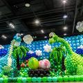 【九龍城好去處】8萬氣球打造恐龍世界 11種超巨型恐龍登場!