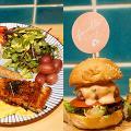 【觀塘美食】觀塘新開清新日系Cafe 歎鰻魚和式all day breakfast/明太子雞翼