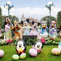 【迪士尼樂園】迪士尼復活節嘉年華率先睇 100隻迪士尼花蛋/春日新裝/港人優惠