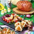 【沙田美食】沙田2+2 café復活節限定自助餐 任食冰鎮海鮮/炙燒龍蝦/彩虹蛋糕