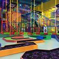 【親子好去處】全港最大室內遊樂場重新開幕!5層超巨型迷宮/飛索/垂直滑梯