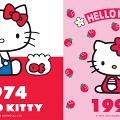 【澳門好去處】Hello Kitty45週年主題展7月登場!回顧Hello Kitty百變造型