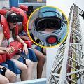 【海洋公園】推出全港首個VR跳樓機 加入太空元素、體驗瞬間free-fall降落地球